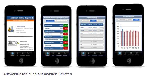 Mobile Anwendungen für die Unternehmensberatung