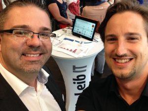 Top Unterstützung durch unseren Systemdienstleister Christian Leib ( Leib IT )